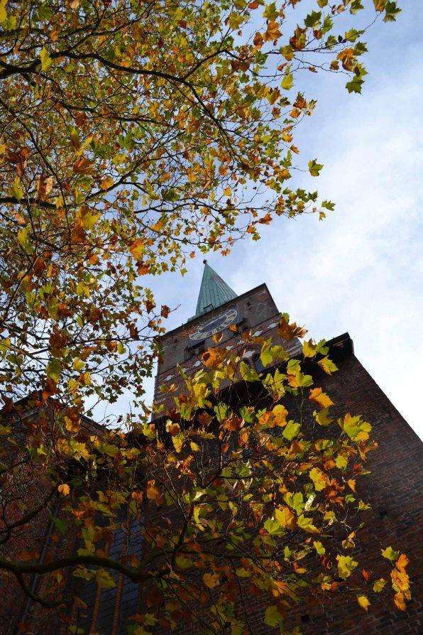 Lübeck St. Jakobi Kirche