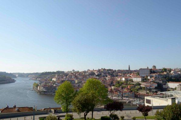 Blick über Porto, Portugal