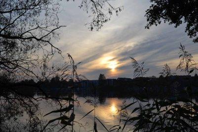 sonnenuntergang-Ratzeburg