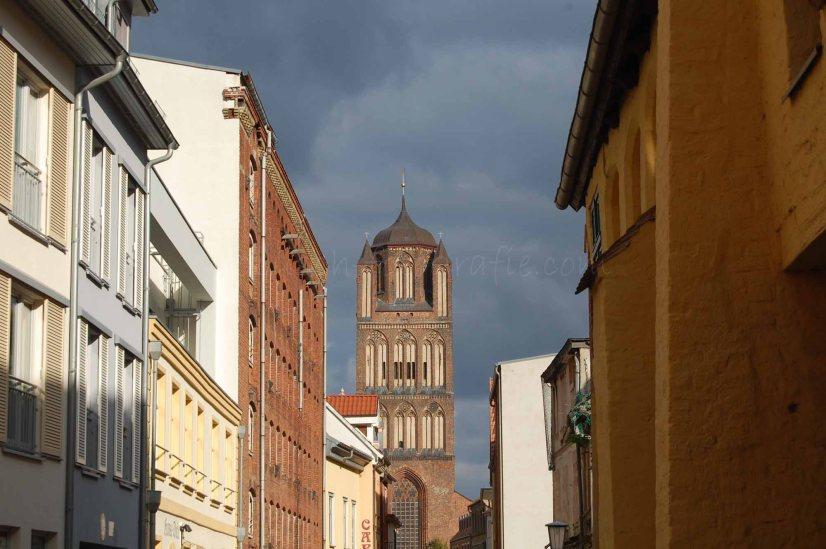Stralsund Jakobikirche