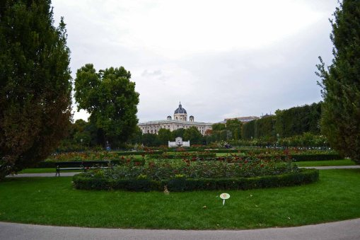 Wien-Kulturhistorisches-Museum-Park