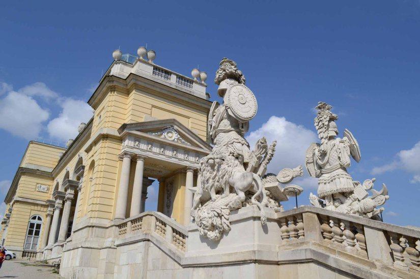 Wien-Schönbrunn-Gloriette