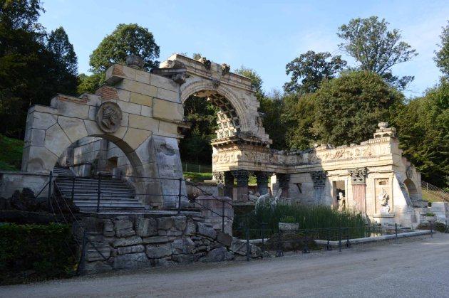 Wien-Schönbrunn-römische-Ruinen